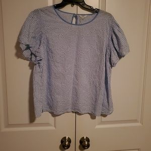 Gently used Crown and Ivy Blouse